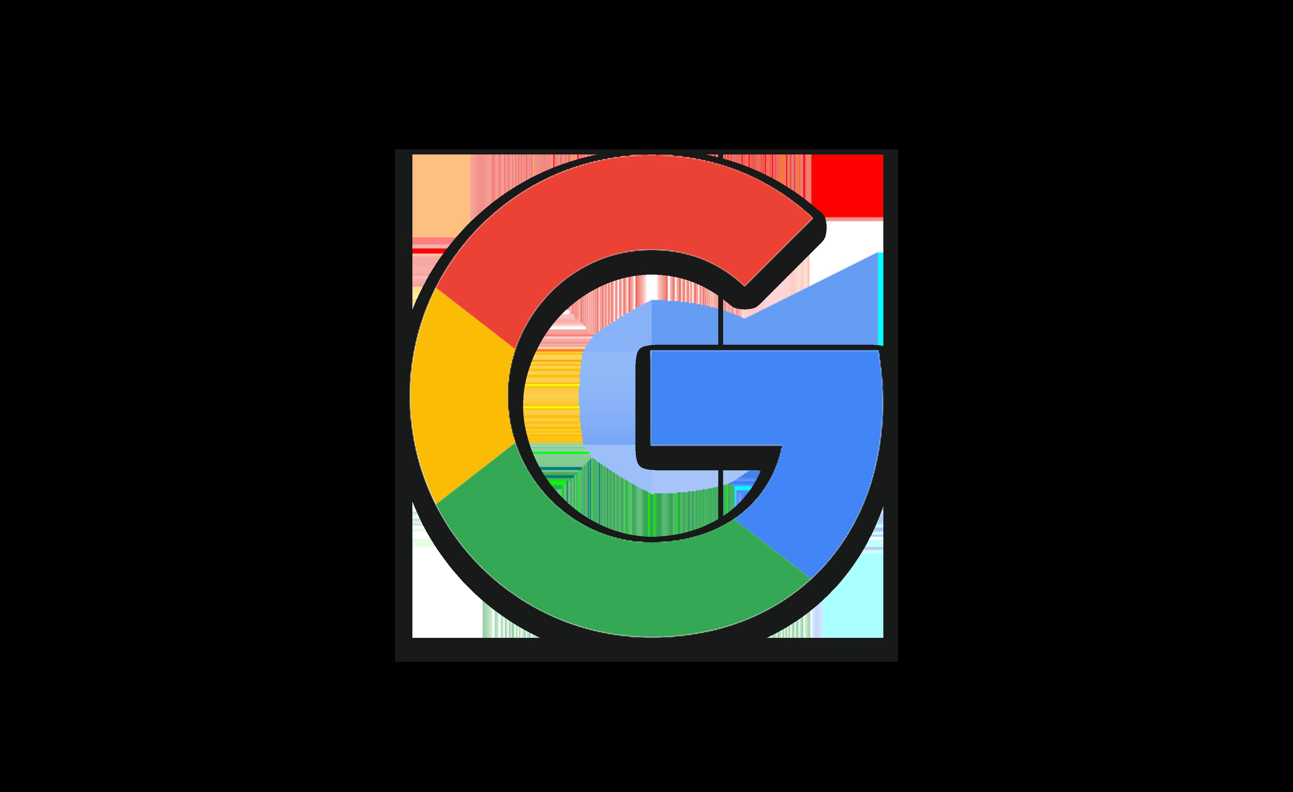 Example of favicon - Google icon