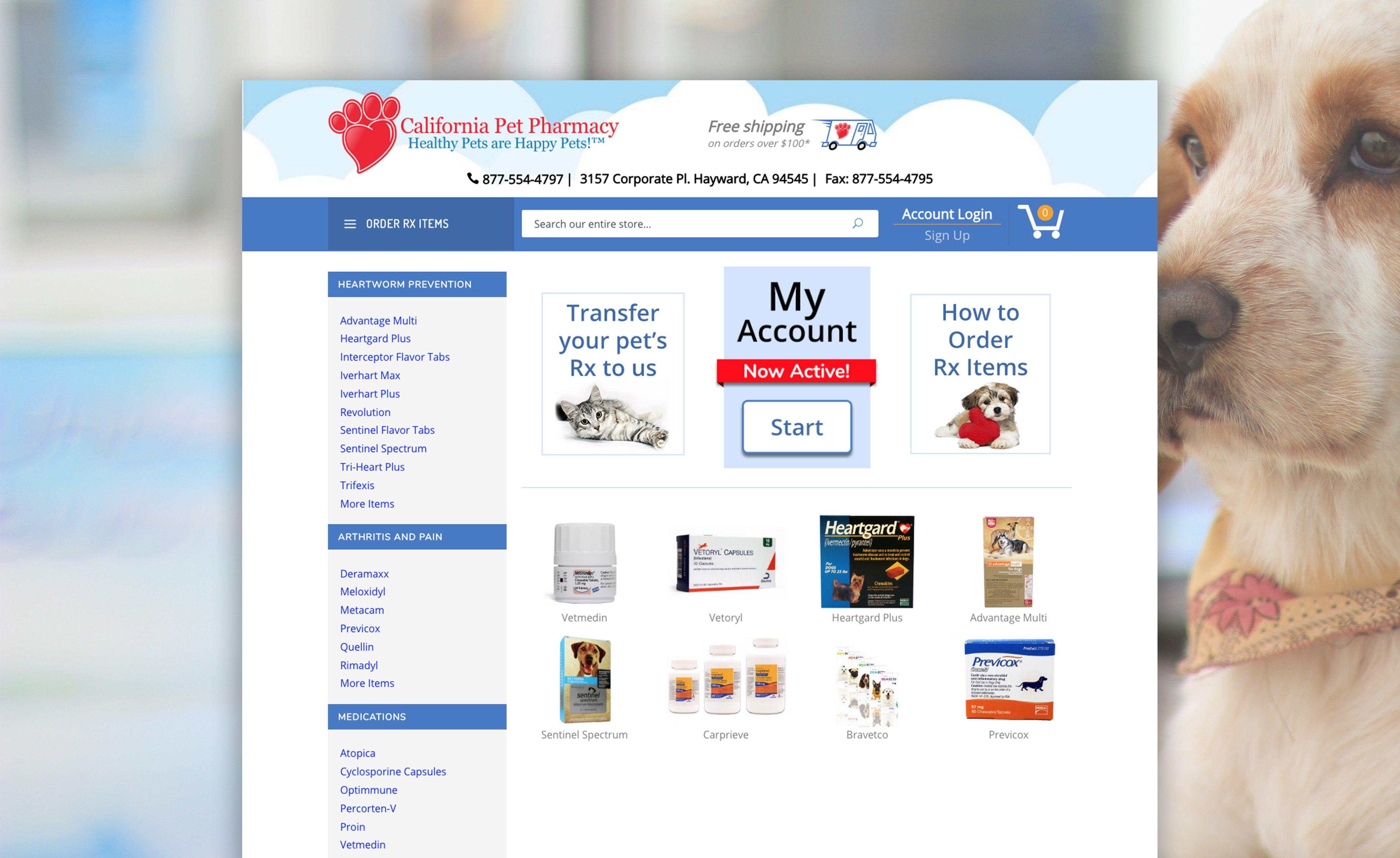 California Pet Pharmacy