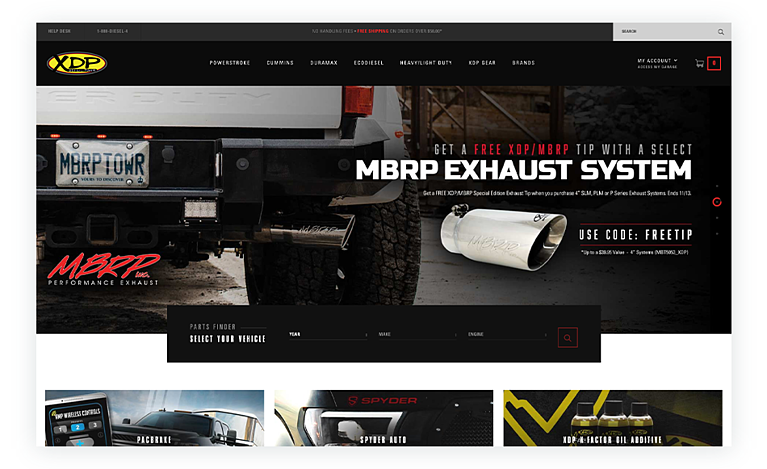 Truck Parts and Supplies from XtremeDiesel.com