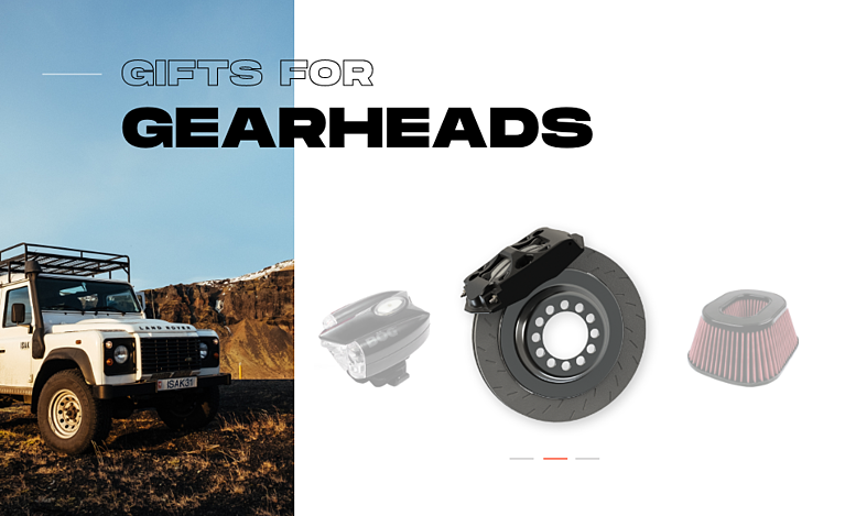 Gifts for Your Gearhead
