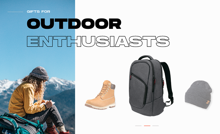 Gifts for your outdoor enthusiast