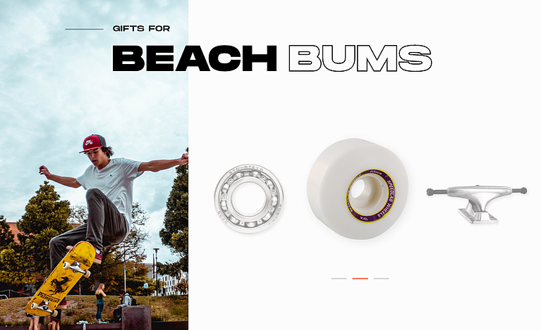 Gifts for Your Beach Bum