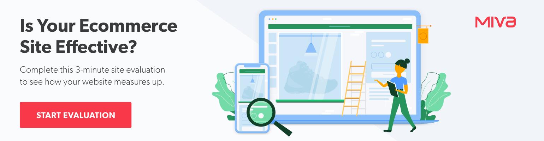Ecommerce Website Assessment