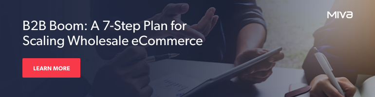 A 7-Step Plan for Scaling Wholesale eCommerce