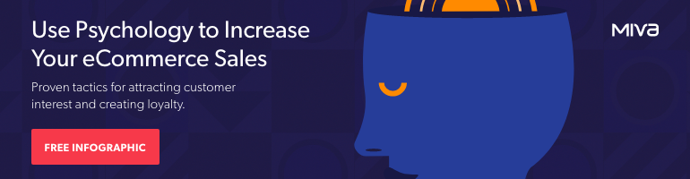 Infographic - Use Psychology to Increase Your eCommerce Sales