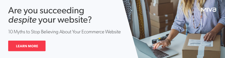 Free guide: 10 myths to stop believing about your ecommerce website