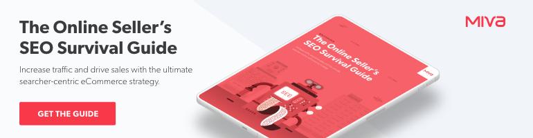 Free Whitepaper: The Online Seller's SEO Survival Guide
