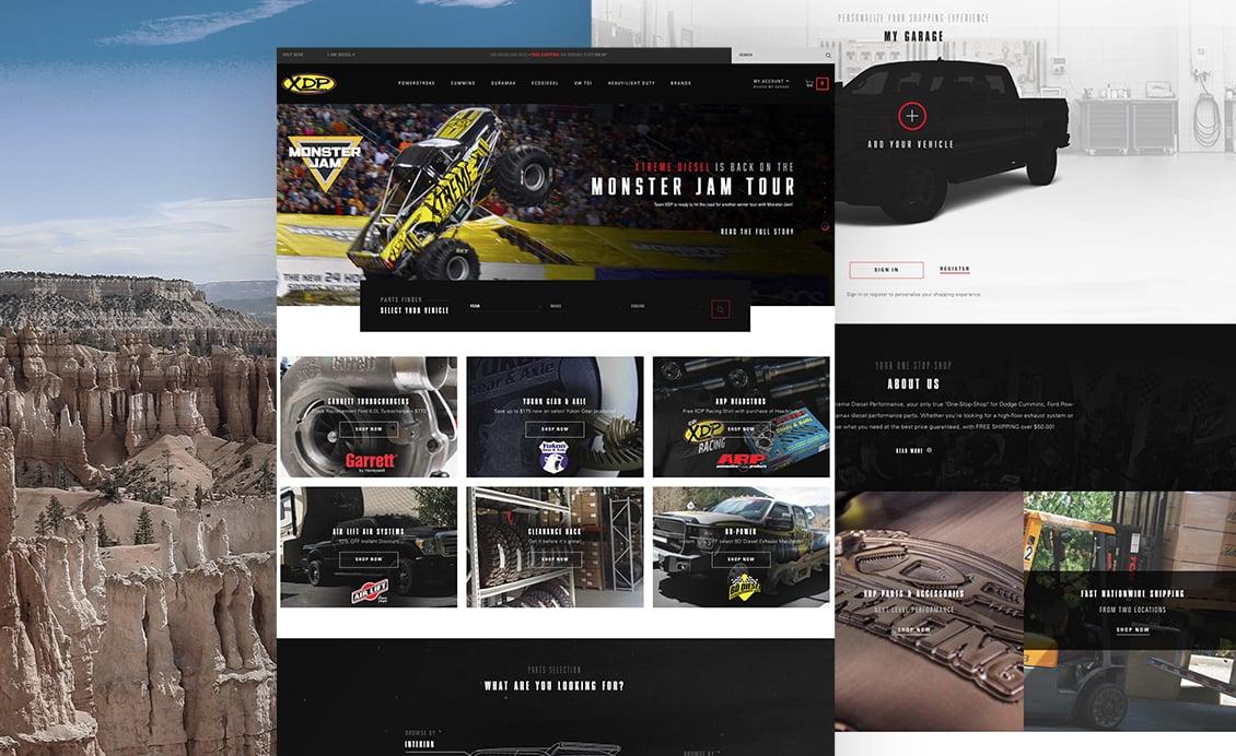 XDP Website