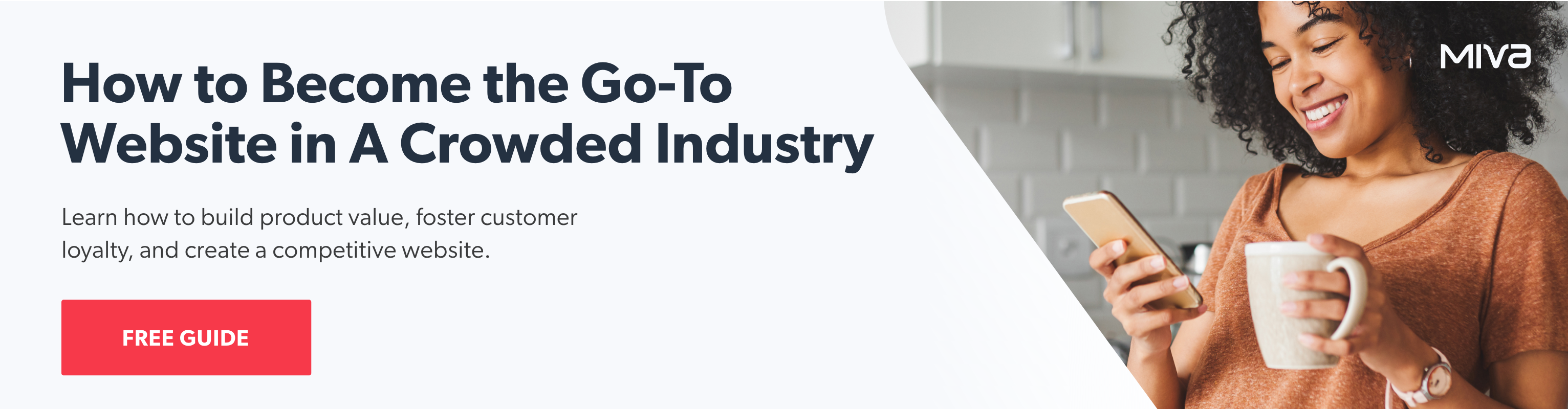 Free Guide   How to Become the Go-To Website in a Crowded Industry
