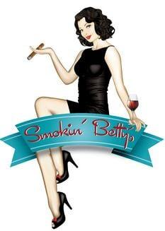 smokin-bettys-illustration-logo-woman-smoking-blog-233x327