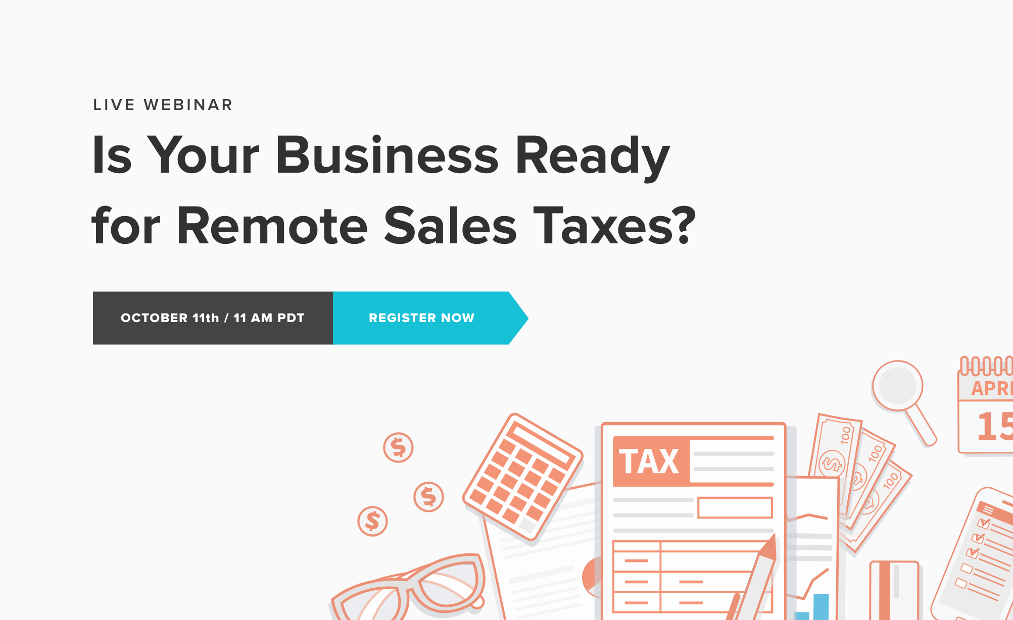 Is your business ready for remote sales taxes?