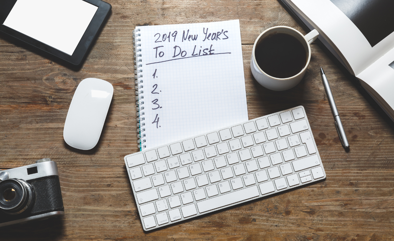 New Year's resolutions for ecommerce retailers
