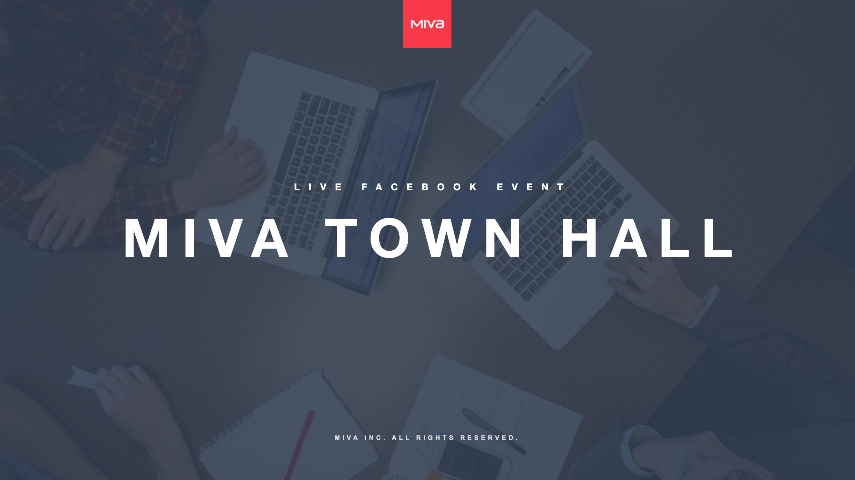 Miva Town Hall 2019